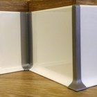 Алюминиевый плинтус 40мм,60мм,70мм,80мм,100мм, 120мм