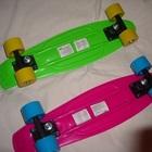 Скейтборды 56 см пластиковые Navigator четырехколесные