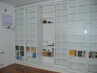 Библиотека раздвижная новая Библиотека раздвижная новая.   Размеры: В 280 см x Ш