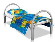 Одноярусные металлические кровати для гостиниц, кровати для больниц, кровати опт