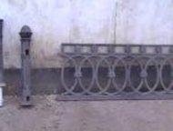 Заборы, ограды из чугуна Отливки чугунные D45-D400мм L350-600мм. Заборы, ограды
