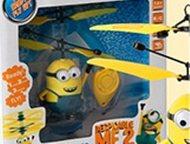 Летающий миньон (Flying Minion) хит лета 2015 года Герои мультфильма, гадкий я,