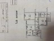 Сдам в аренду нежилое помещение 1-я линия домов, первый этаж, отдельный вход в к