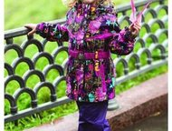 Костюм для девочки Моника фуксия-фиолетовый Костюм для девочки Моника фуксия-фио