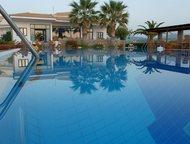 Oasis Messinia Hotel 3 Поселок Кало Неро спокойный, дружелюбный семейный курорт,