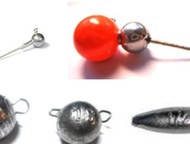 Рыболовные груза от производителя оптом Оренбург Большой выбор груза для рыбалки