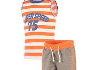 Летний комплект для мальчика Продается летний комплект для мальчика    Размер: