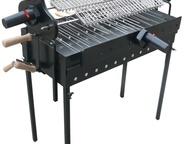Мангал с электроприводом шампуров и гриля Продаем мобильные мангалы с электропри