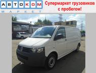 Фольксваген (volkswagen) Transporter 2011 фургон Удлиненный кузов. 3-х местный.
