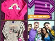 Распродаю пакетом! Новую одежду для детей Обращаться по тел. WatsApp/Vaiber 8-91