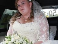 Платье мечты Свадебное платье, одевалось 1 раз в 2011 году.   Сохранено в хороше