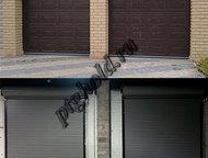 Автоматические гаражные ворота, роллетные системы Предлагаем гаражные секционные