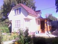 Продаю дом с участком Продаюдом с участком в снт Зеленая зона. От МКАД 7км. Учас