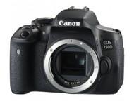 Зеркальный фотоаппарат Canon EOS 750D body С легкостью повысьте качество своих ф