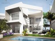 Недвижимость в Испании, Новые виллы рядом с пляжем от застройщика в Торревьеха Н