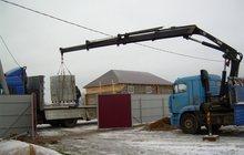 Манипулятор с грузоподъемностью крана 8,5 тонн