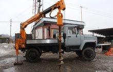 Ямобур ГАЗ 33081 (садко), БКМ-302, Isuzu, Урал