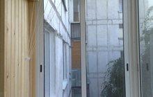 Остекление лоджий,балконов, Отделка,утепление