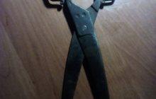 продам стальные кованые ножницы