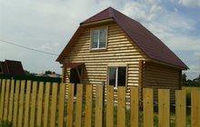 Новый дом из бревна - М, О, Воскресенский р-н,д, Золотово