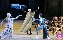 Балет -Легенда о любви
