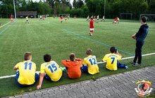 Немецко-российское футбольное детское агентство