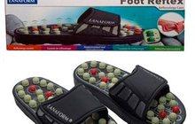 Тапочки «FootReflex» рефлекторные (Сила Йоги)