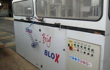 Чашкорезный станок для бруса Stromab Big blox