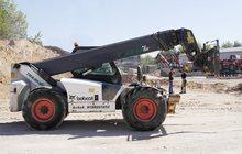 Bobcat T40140, Длина 14 метров + 4 тонны (2001 гв) + Навеска