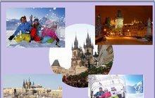 Зимний отдых в Праге для детей и родителей
