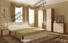 Спальный гарнитур Зарина (новая, с доставкой)