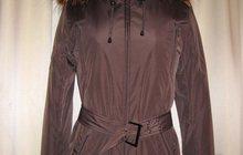 Куртка зимняя жен, 42 р, Италия, новая