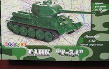 Сборная модель-копия:Танк т-34