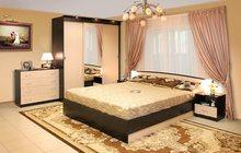 Спальня Светлана-24 с матрасом, арт, 9012