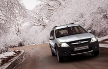 Lada Largus Cross 5 мест 2015г