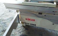 Форматно раскроечный станок Sicar 3200 B
