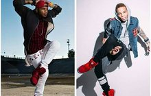 хип хоп обувь одежда для танцев