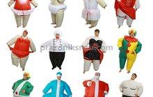 Надувные костюмы для праздников с доставкой по России