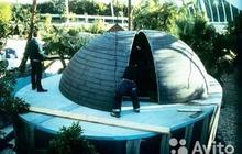 Руспанель купола, купольные конструкции