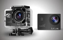 Экшен-камера SJ4000 Black (оригинал)