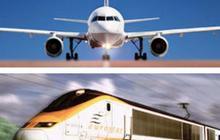 Продажа авиабилетов и железнодорожных билетов