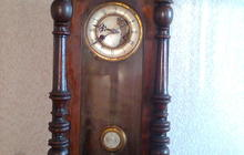 часы с боем англия 19век