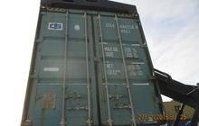 Арендуем и продаем б/у контейнеры для морских и ж/д перевозок