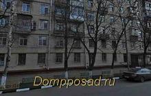 Трёхкомнатная изолированная квартира в сталинском кирпичном