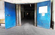 Склад площадью 300 м2 на первом этаже в складском комплексе.