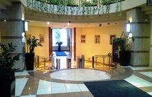 БЦ класса А у м. Киевская. Сдается на 5-м этаже офис площадь