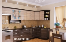 Венеция-3 кухонный гарнитур угловой