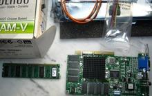 Видеокарта Radeon память MSI MS-7061 KM4M