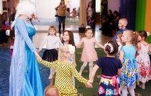 Детский аниматор, Мыльные пузыри и грим в подарок