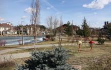 Продается земельный участок пл 18 сот, в элитном поселке «Монтевиль»